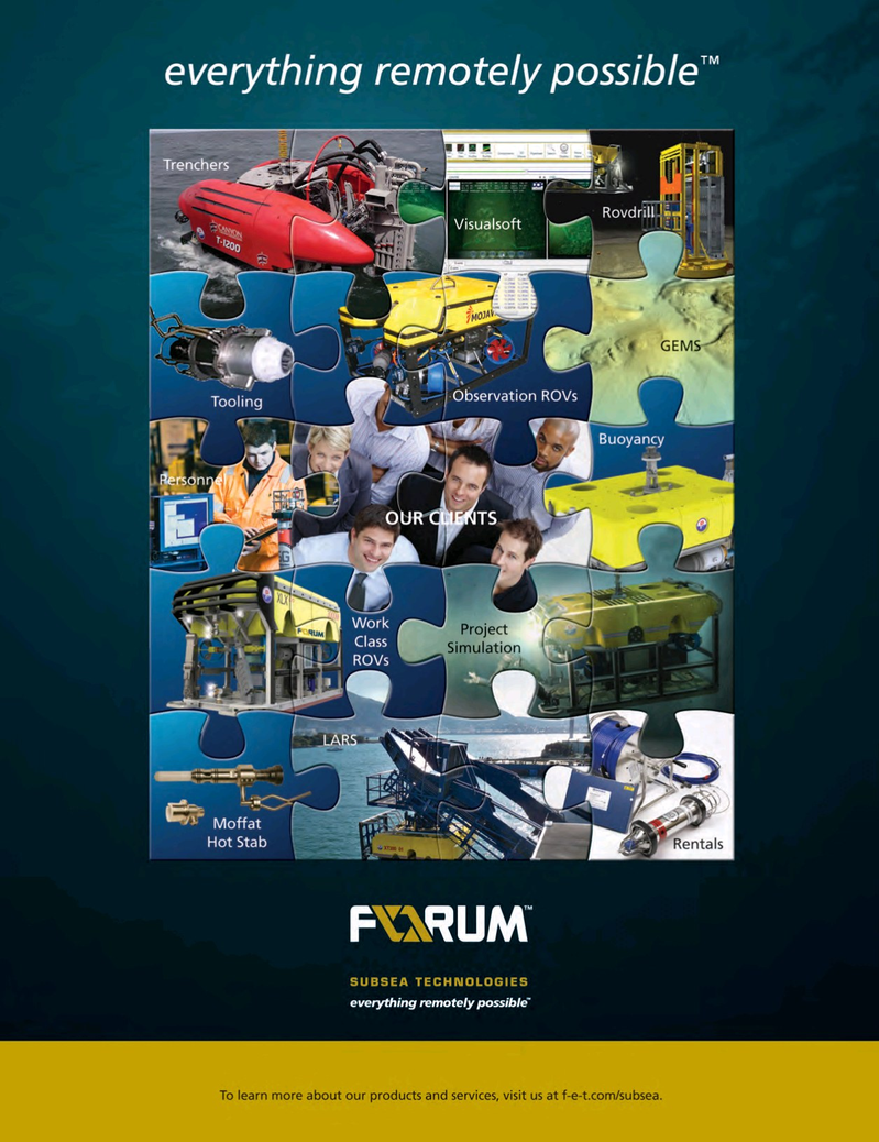 Marine Technology Magazine, page 1,  Mar 2015