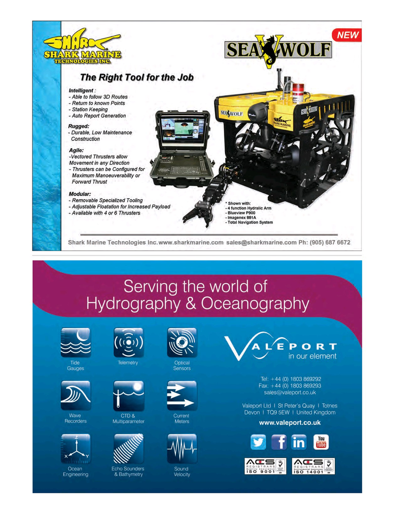Marine Technology Magazine, page 29,  Mar 2015