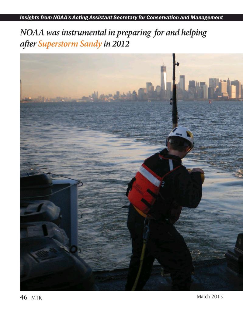 Marine Technology Magazine, page 46,  Mar 2015