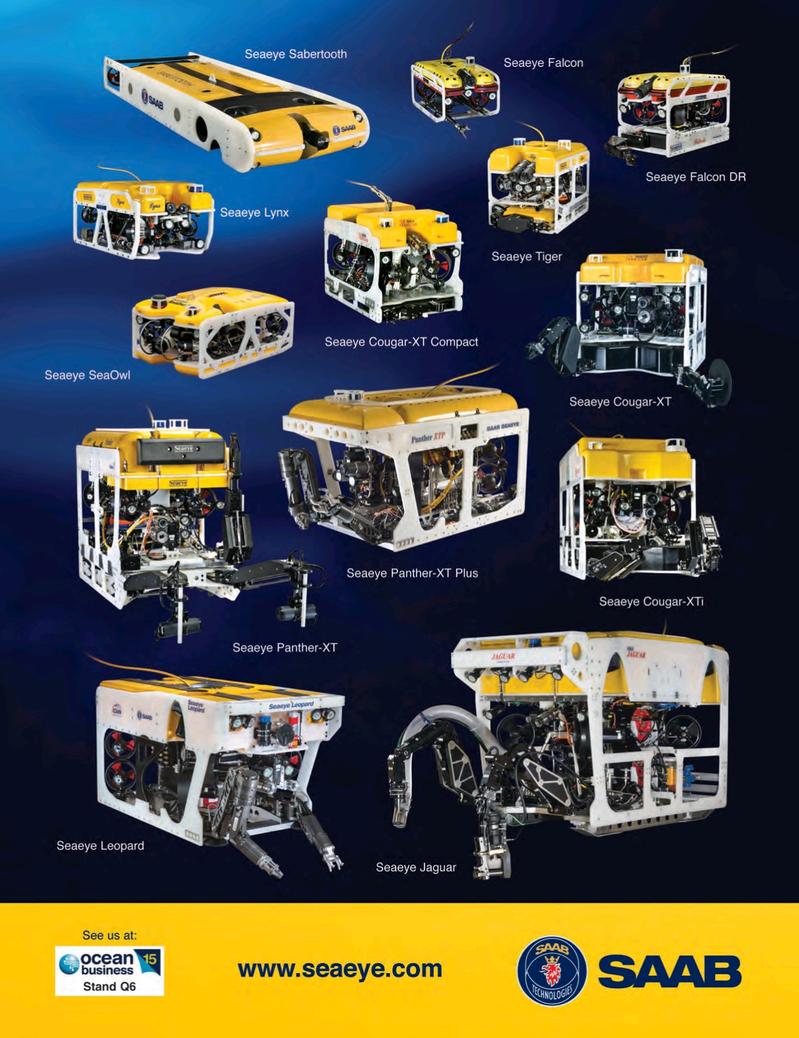 Marine Technology Magazine, page 7,  Mar 2015