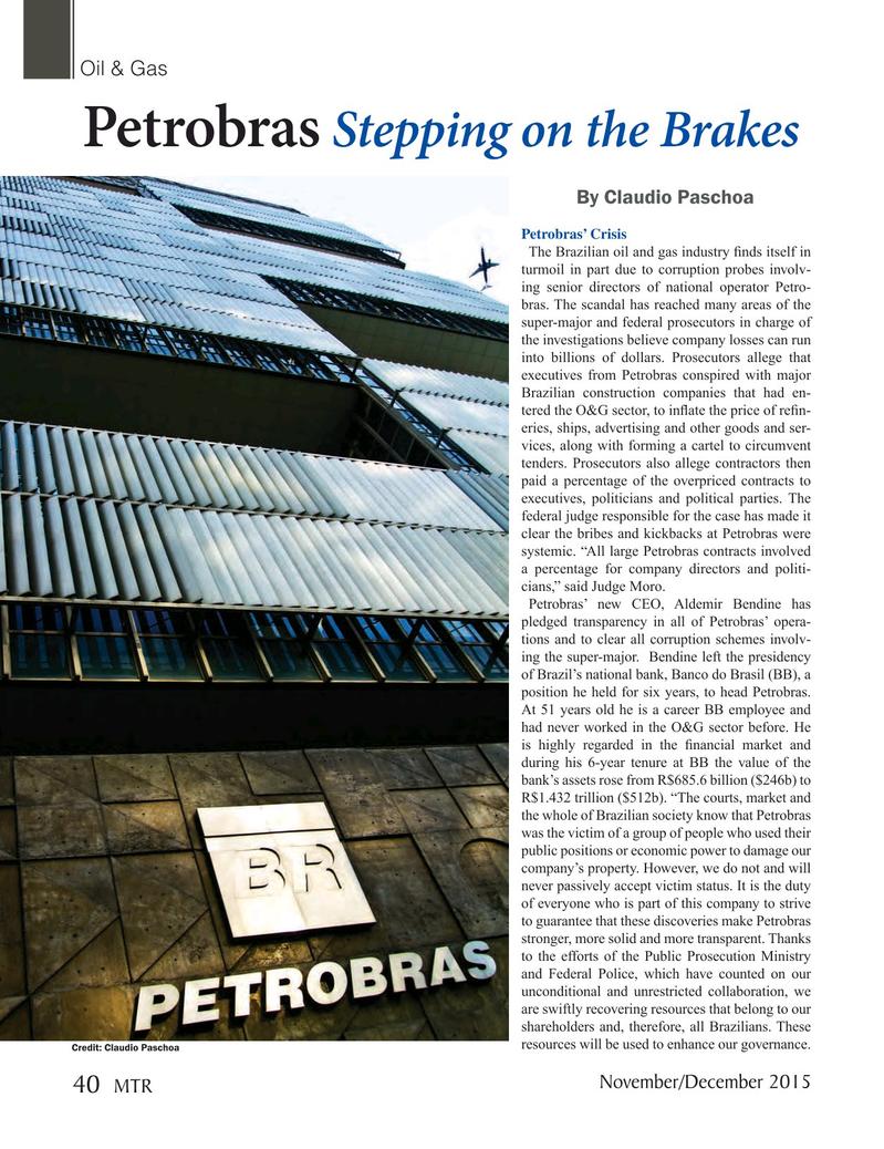 Marine Technology Magazine, page 40,  Nov 2015