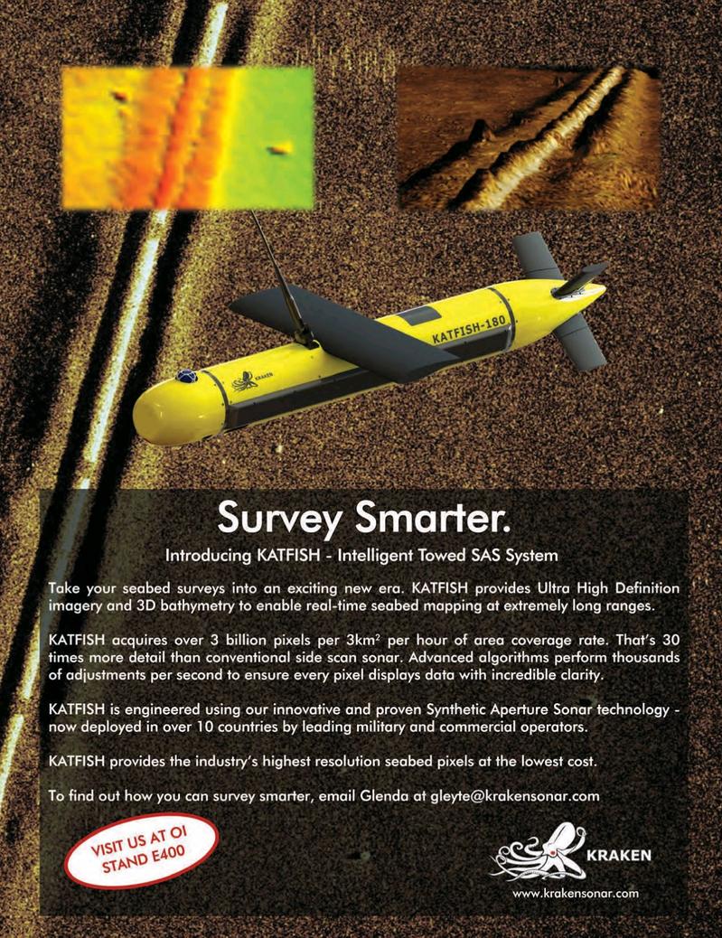 Marine Technology Magazine, page 9,  Mar 2016