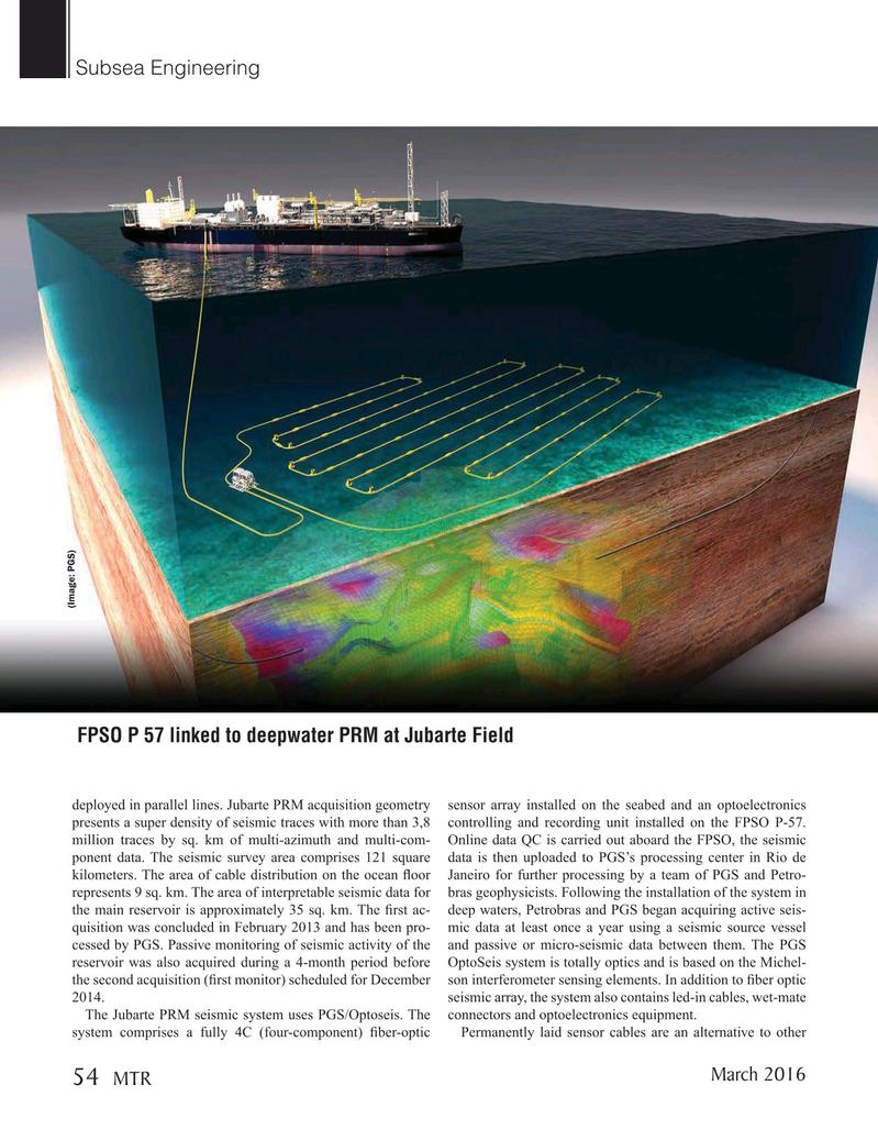 Marine Technology Magazine, page 54,  Mar 2016