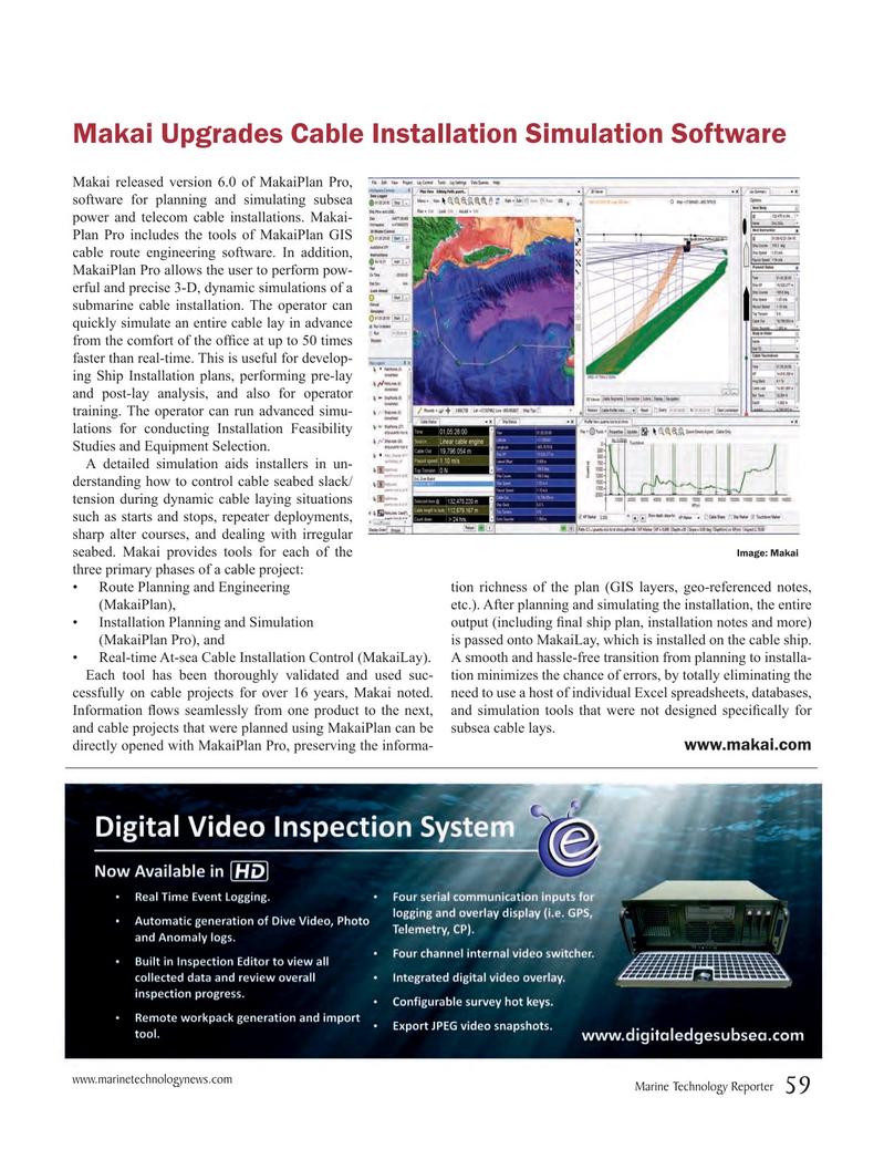 Marine Technology Magazine, page 59,  Mar 2016