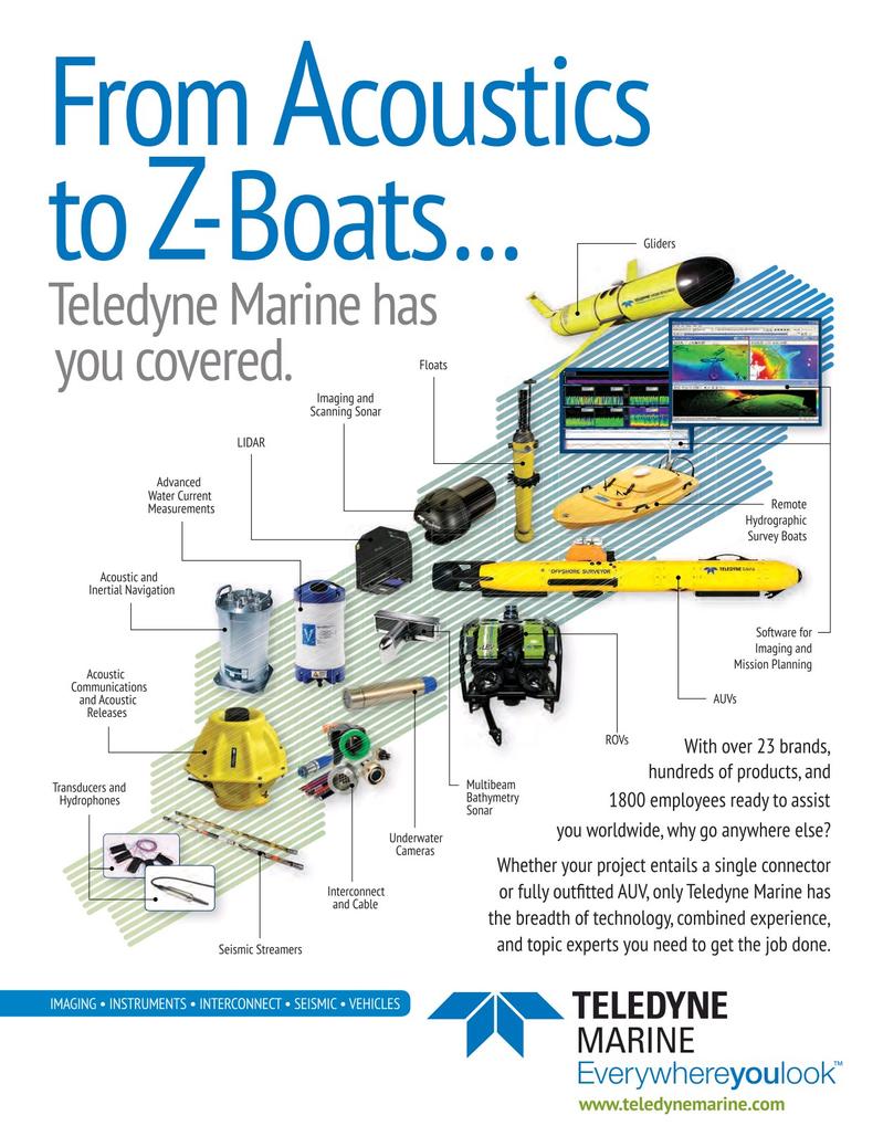 Marine Technology Magazine, page 9,  Jul 2016