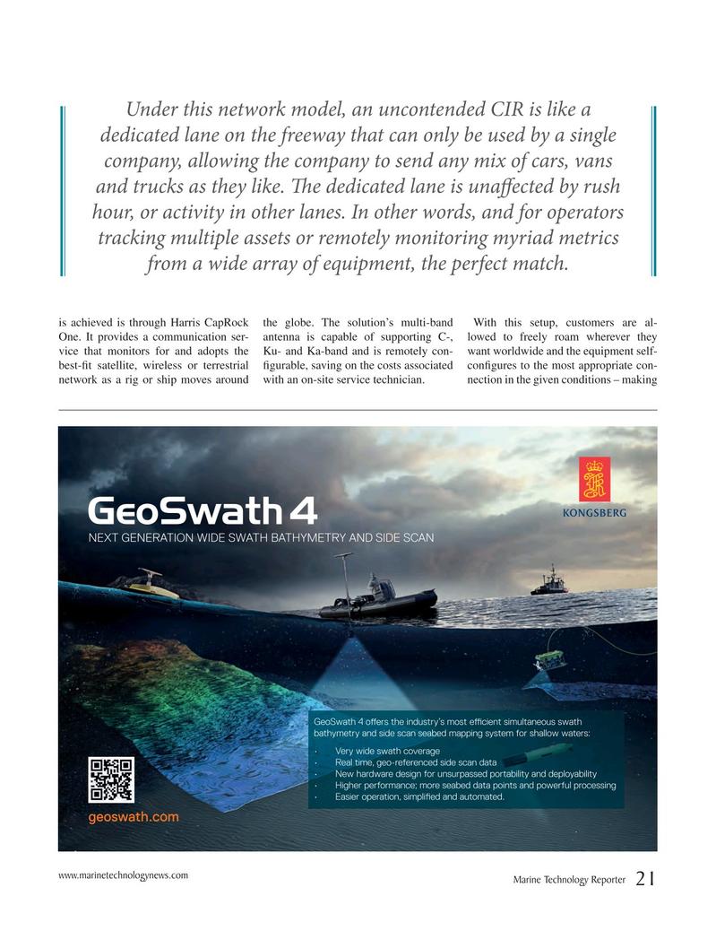Marine Technology Magazine, page 21,  Nov 2016