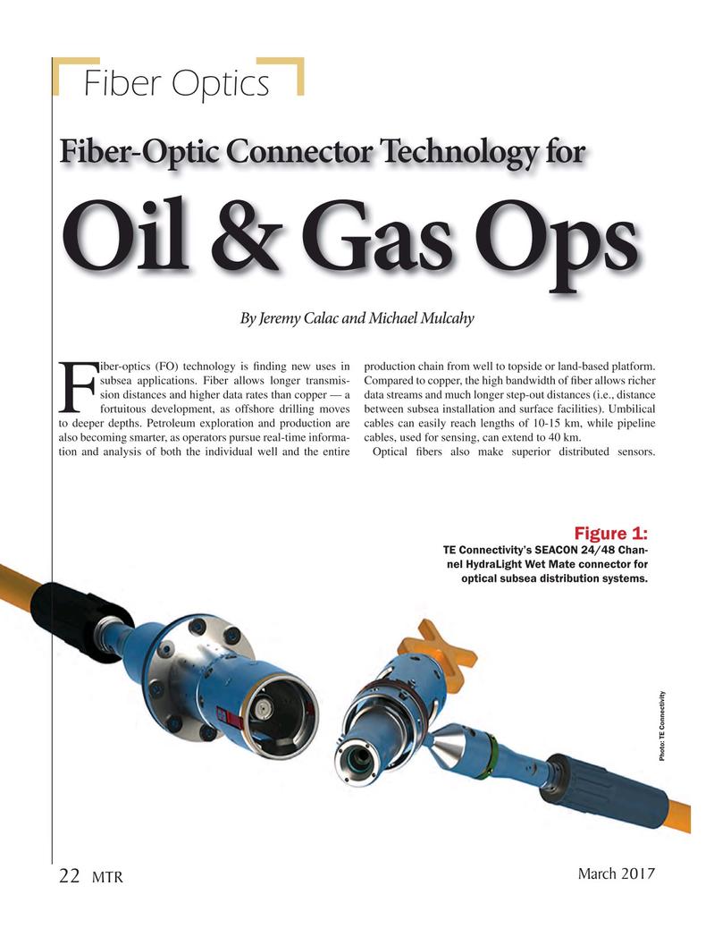 Marine Technology Magazine, page 22,  Mar 2017