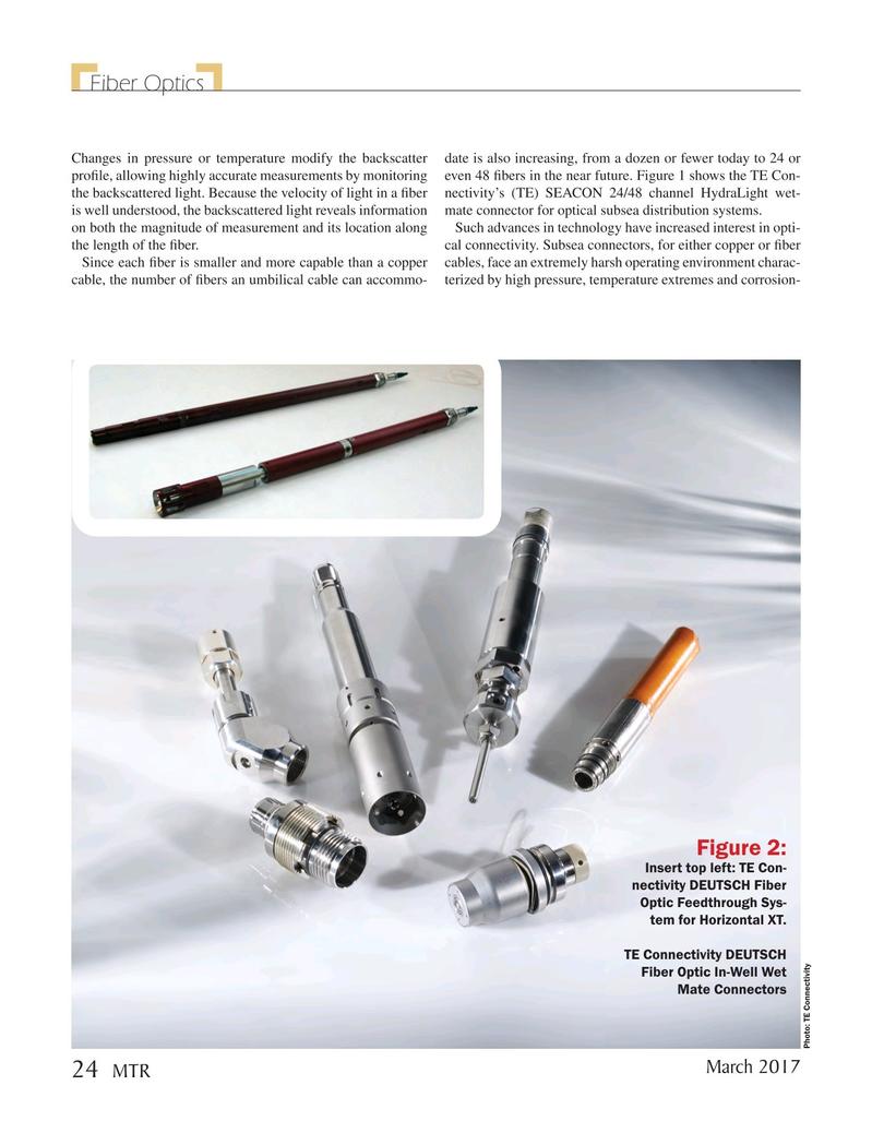Marine Technology Magazine, page 24,  Mar 2017