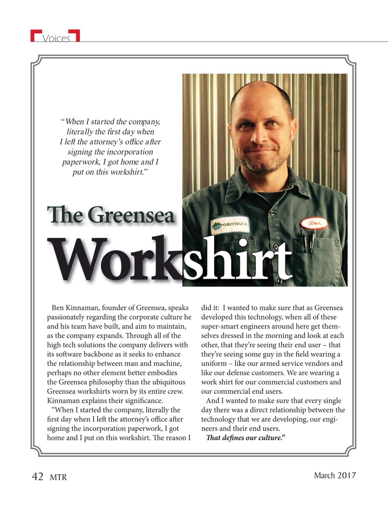 Marine Technology Magazine, page 42,  Mar 2017