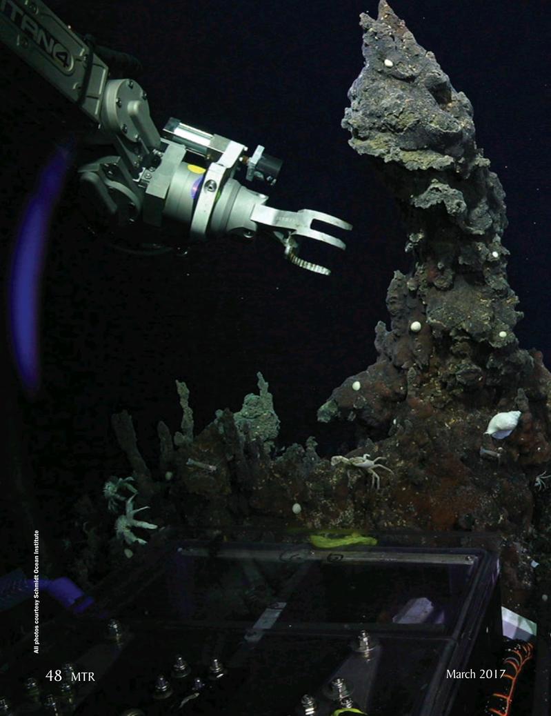 Marine Technology Magazine, page 48,  Mar 2017