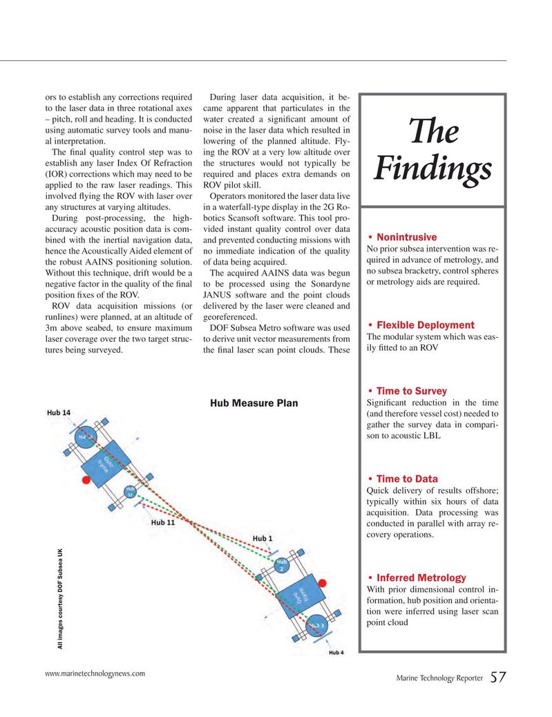Marine Technology Magazine, page 57,  Mar 2017