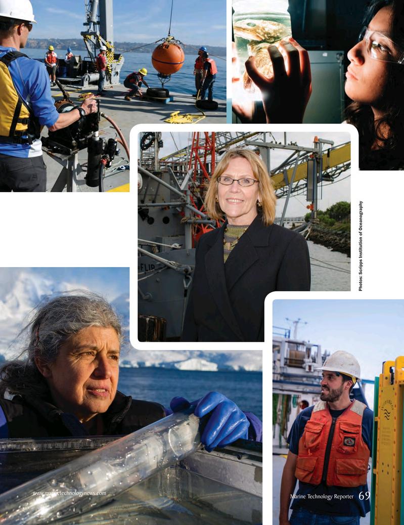 Marine Technology Magazine, page 69,  Mar 2017