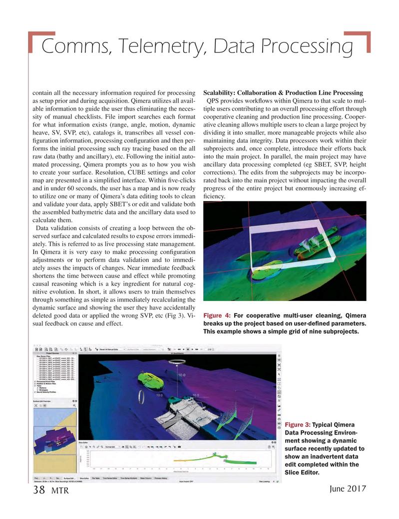 Marine Technology Magazine, page 38,  Jun 2017