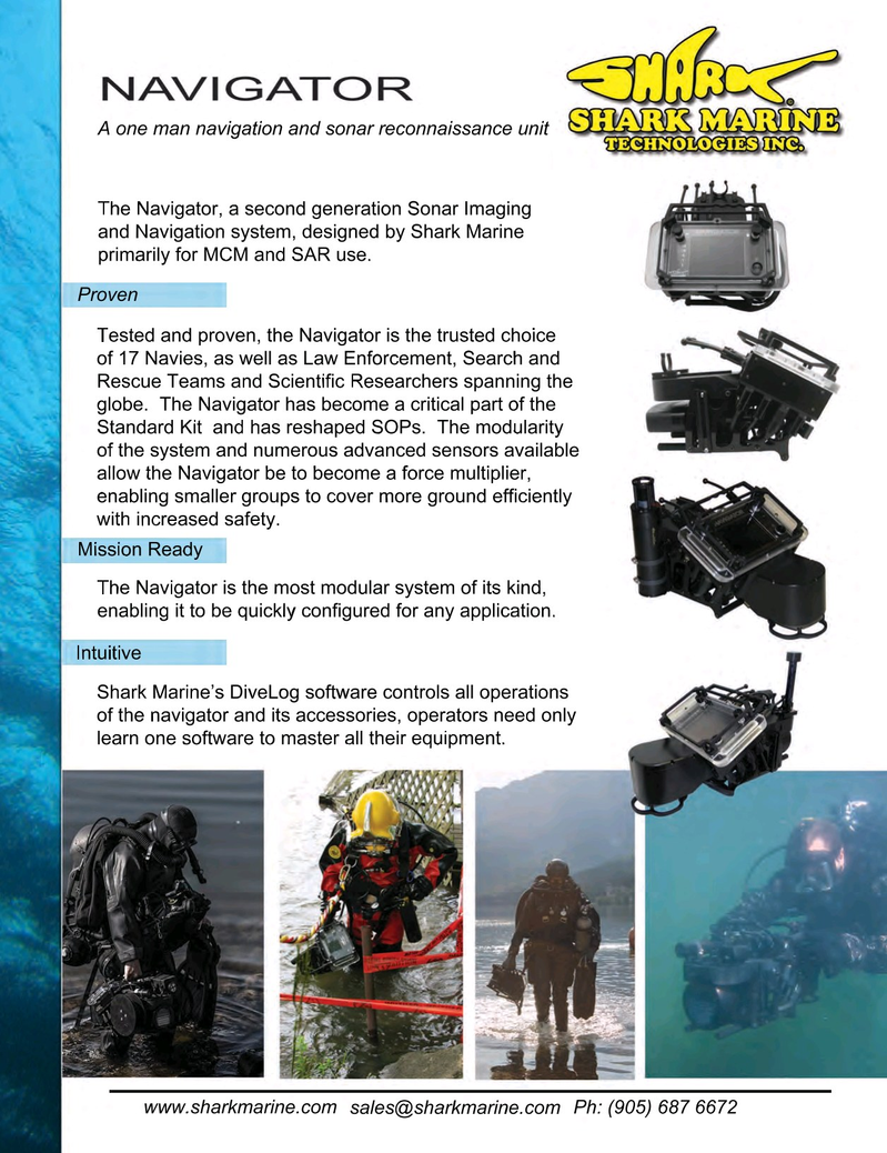 Marine Technology Magazine, page 5,  Jun 2017
