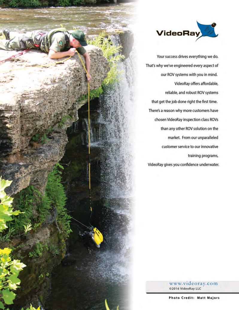 Marine Technology Magazine, page 2nd Cover,  Jul 2017