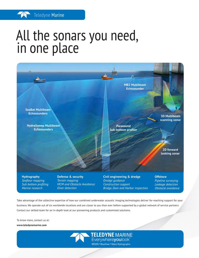 Marine Technology Magazine, page 5,  Jul 2017