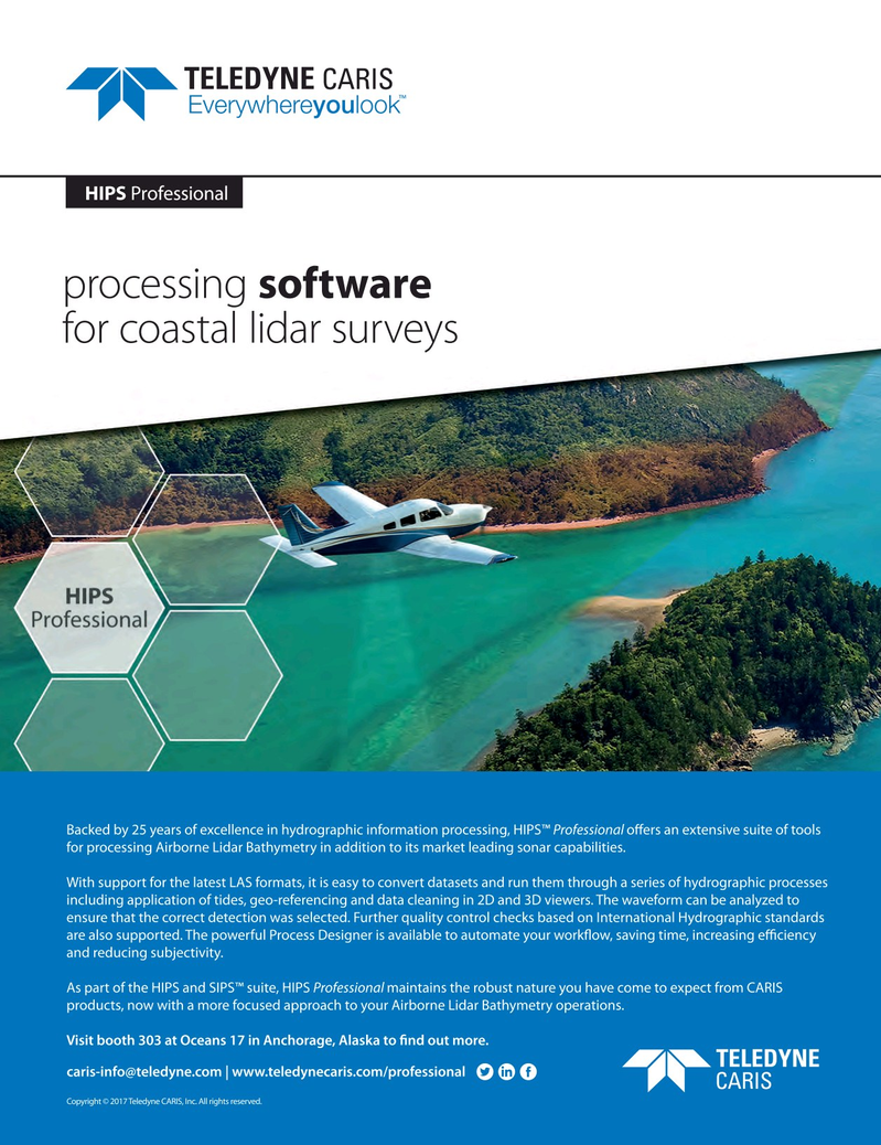 Marine Technology Magazine, page 9,  Sep 2017