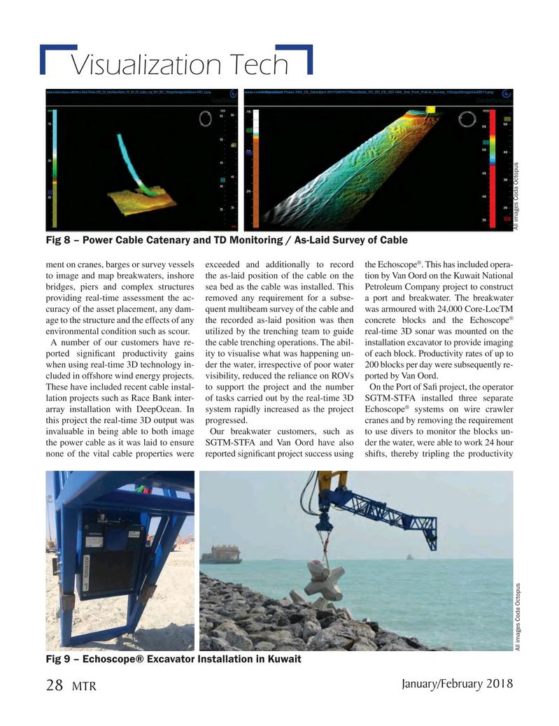 Marine Technology Magazine, page 28,  Jan 2018