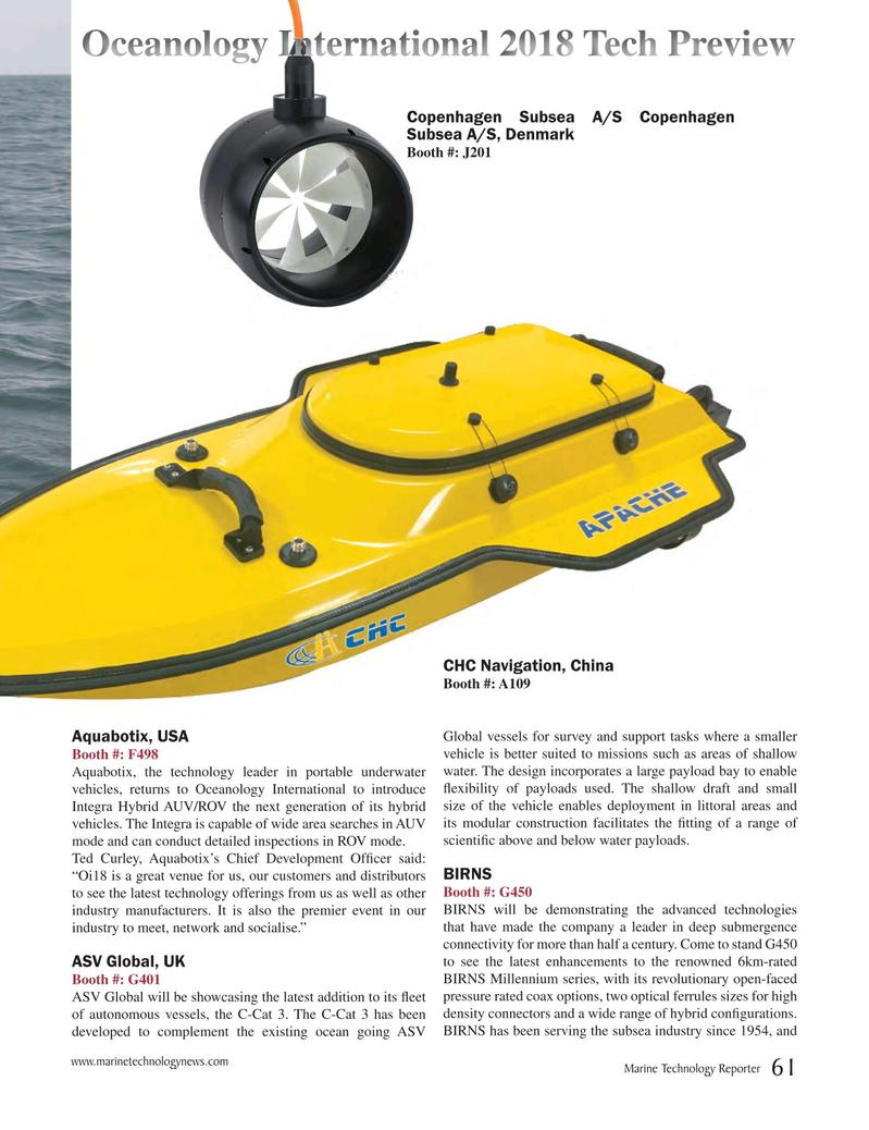Marine Technology Magazine, page 61,  Mar 2018