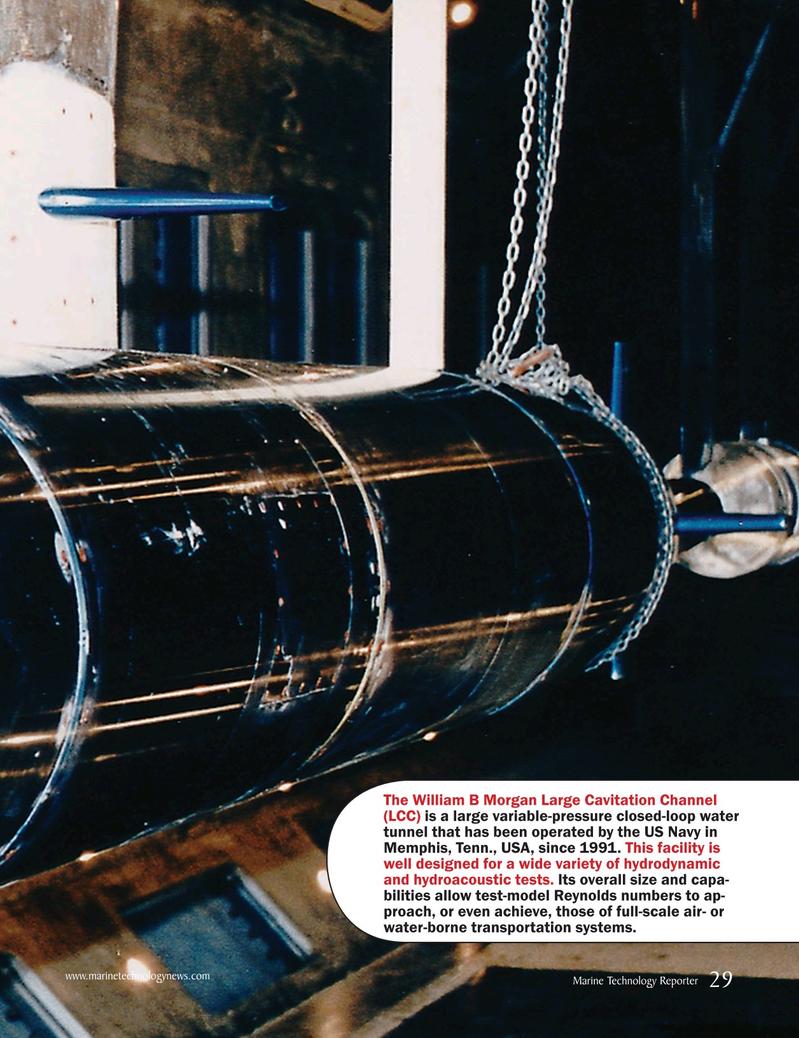 Marine Technology Magazine, page 29,  May 2018