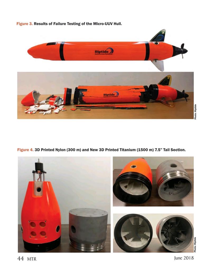 Marine Technology Magazine, page 44,  Jun 2018