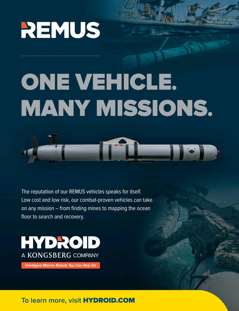 Marine Technology Magazine, page 3,  Jun 2018