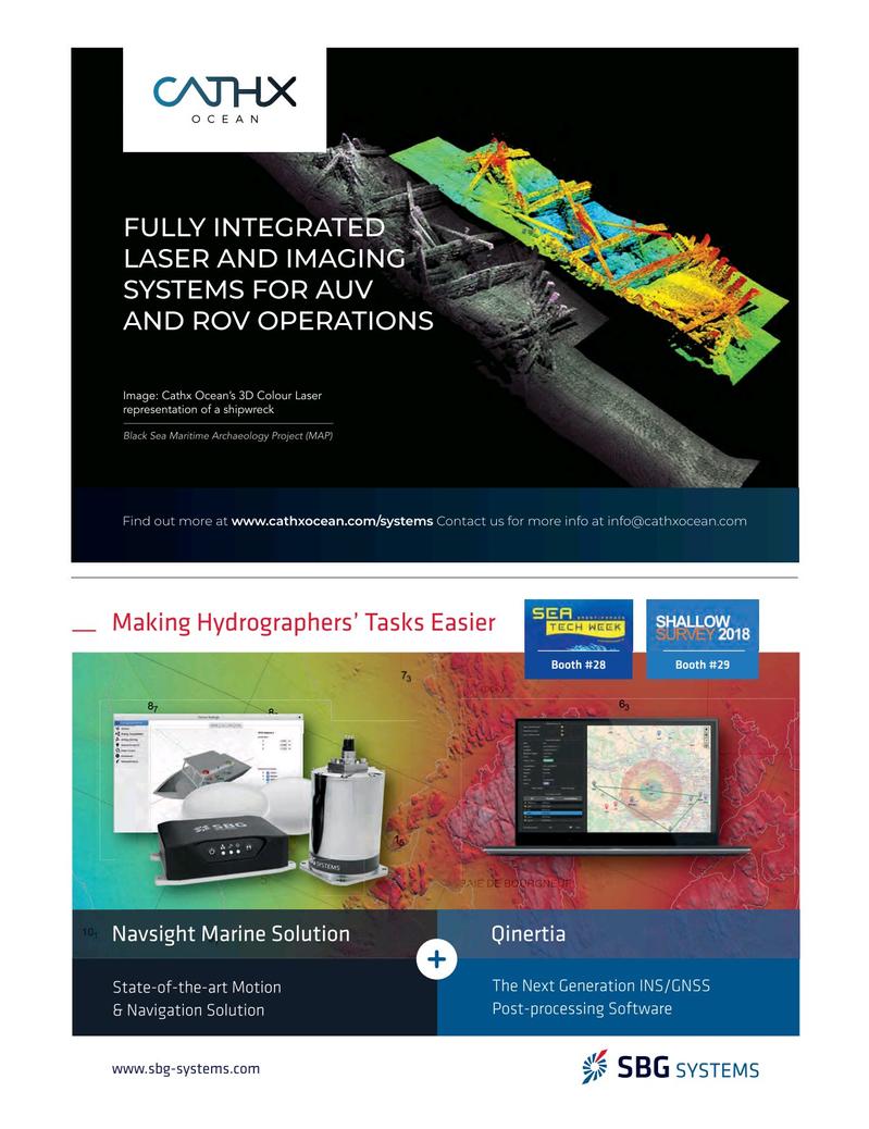 Marine Technology Magazine September 2018, 29 page