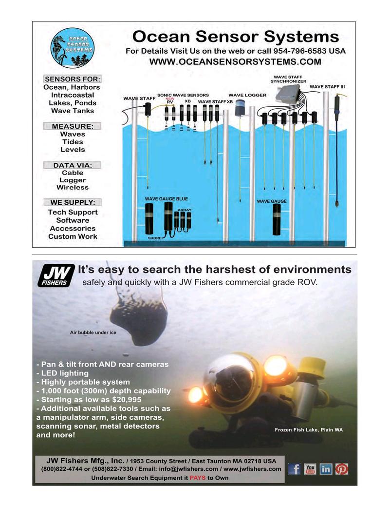 Marine Technology Magazine, page 21,  Oct 2018
