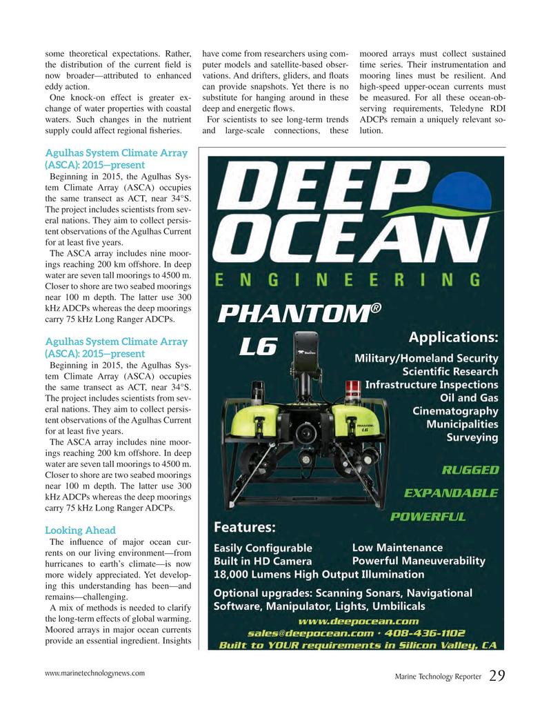 Marine Technology Magazine, page 29,  Oct 2018