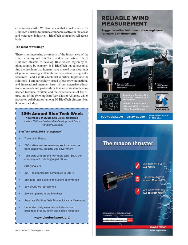 Marine Technology Magazine, page 49,  Oct 2018