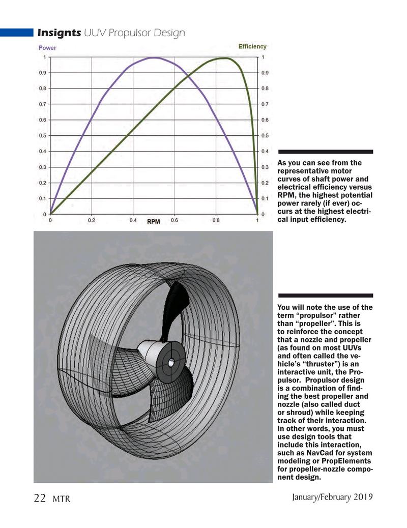 Marine Technology Magazine, page 22,  Jan 2019