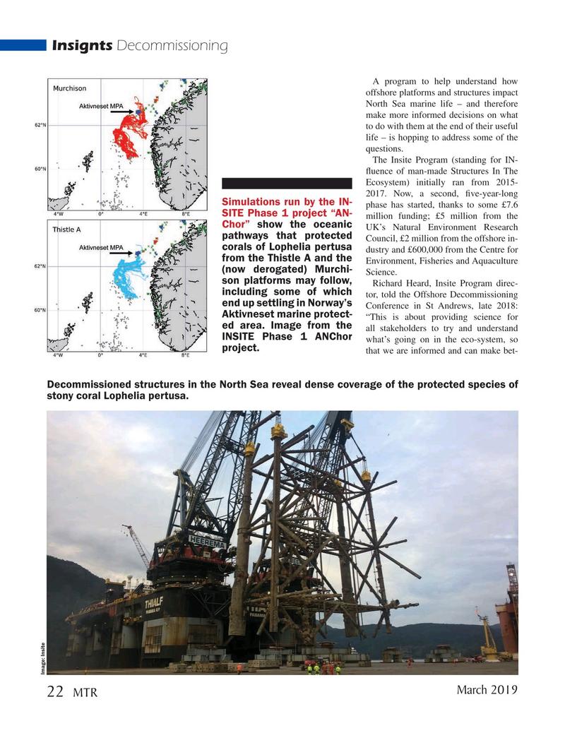 Marine Technology Magazine, page 22,  Mar 2019