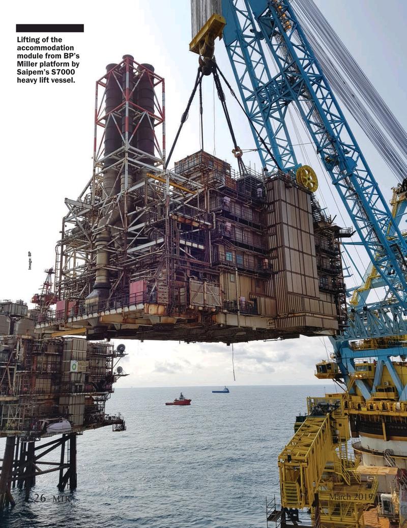 Marine Technology Magazine, page 26,  Mar 2019