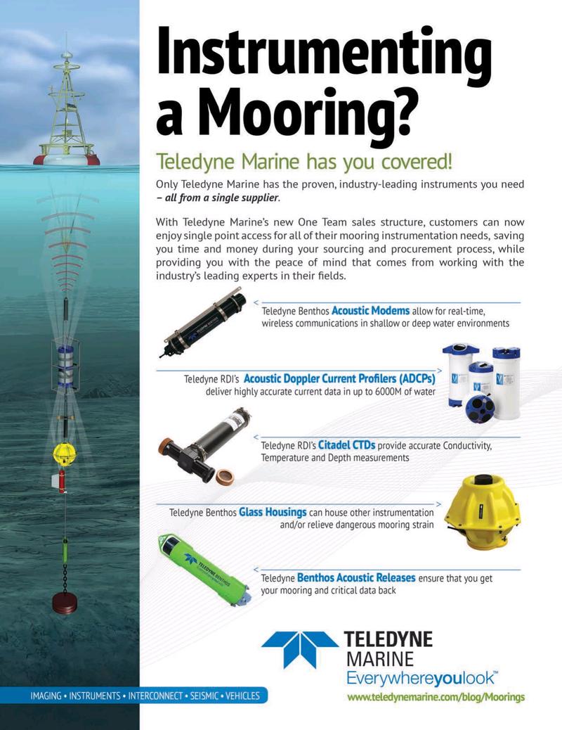 Marine Technology Magazine, page 1,  Mar 2019