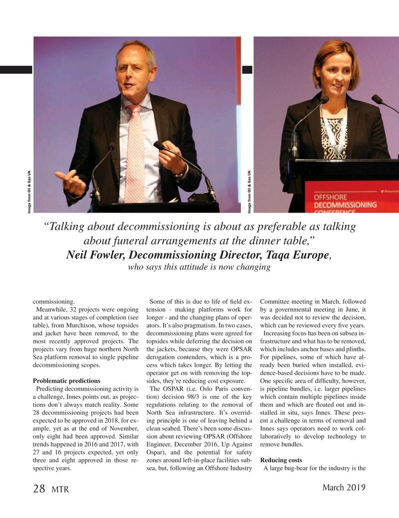 Marine Technology Magazine, page 28,  Mar 2019