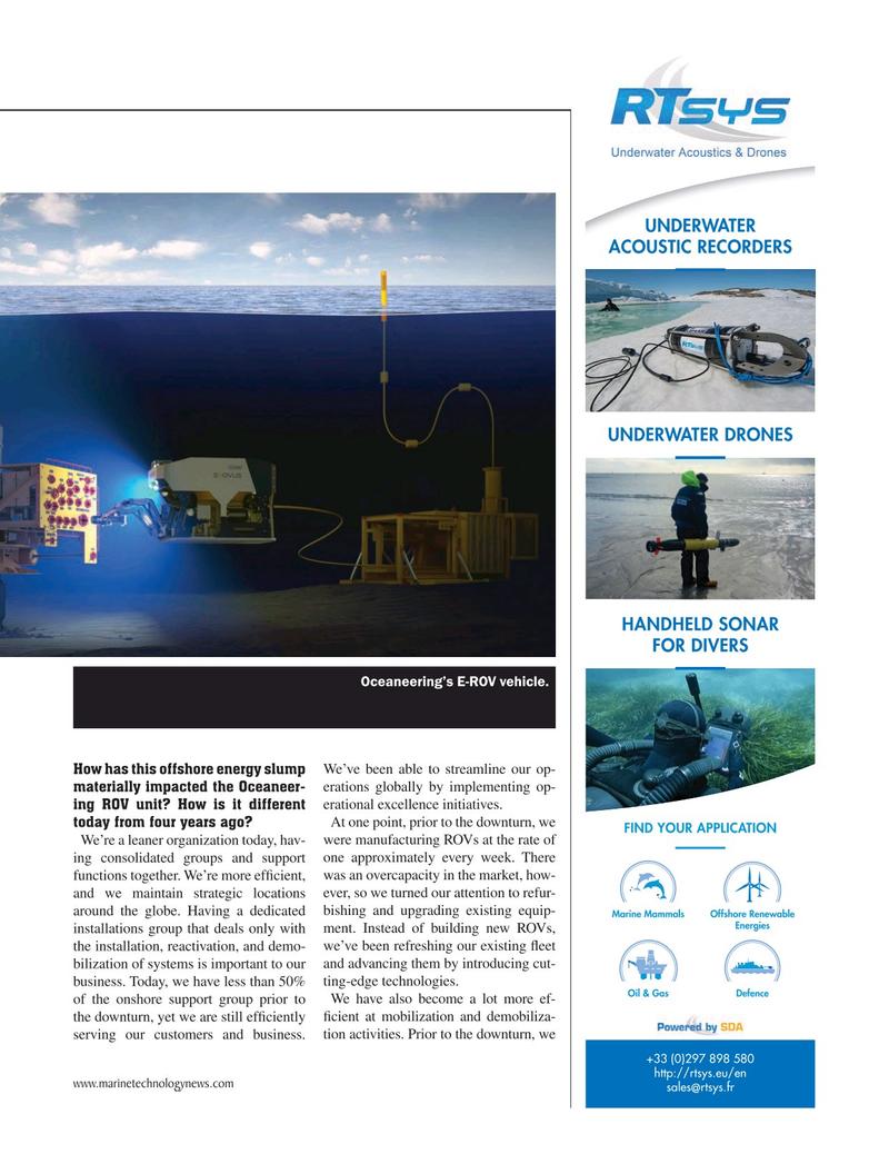 Marine Technology Magazine, page 39,  Mar 2019