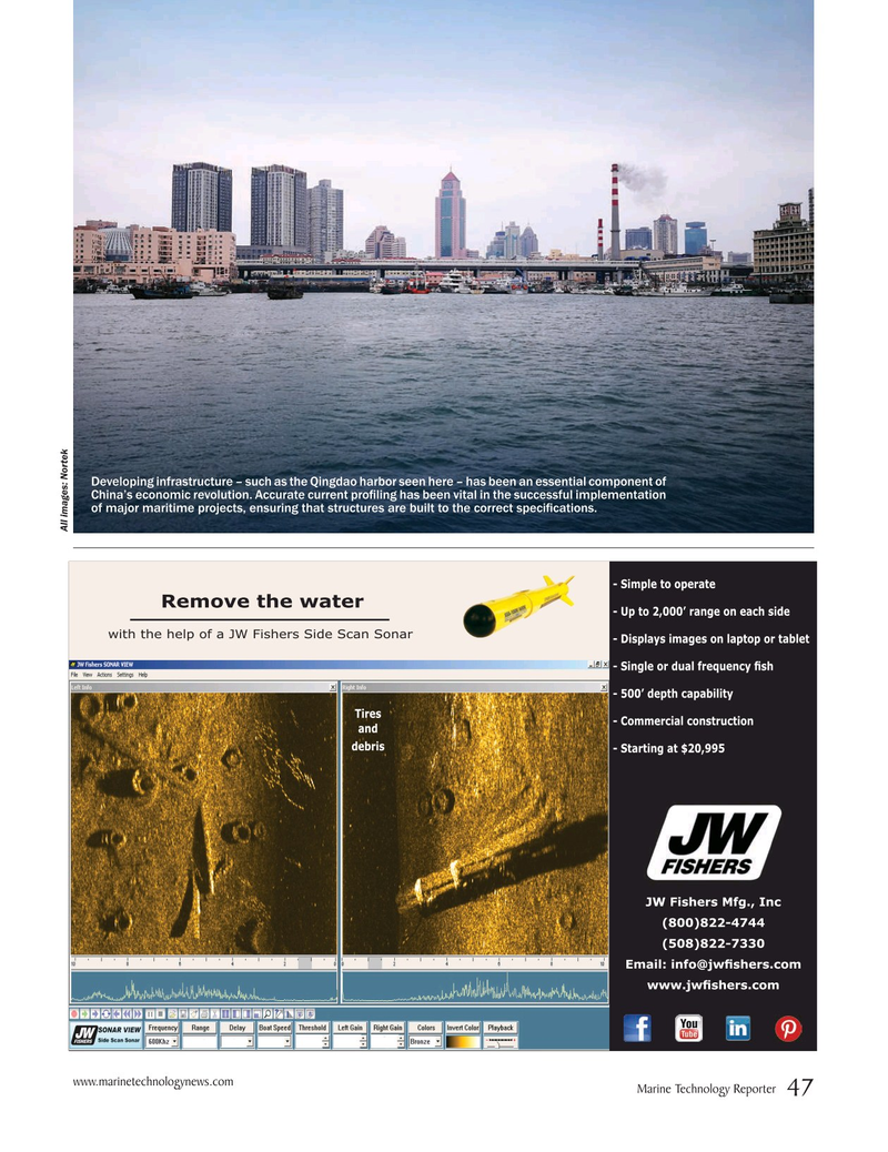 Marine Technology Magazine, page 47,  Mar 2019