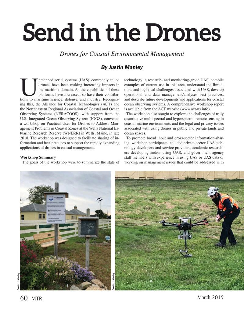 Marine Technology Magazine, page 60,  Mar 2019