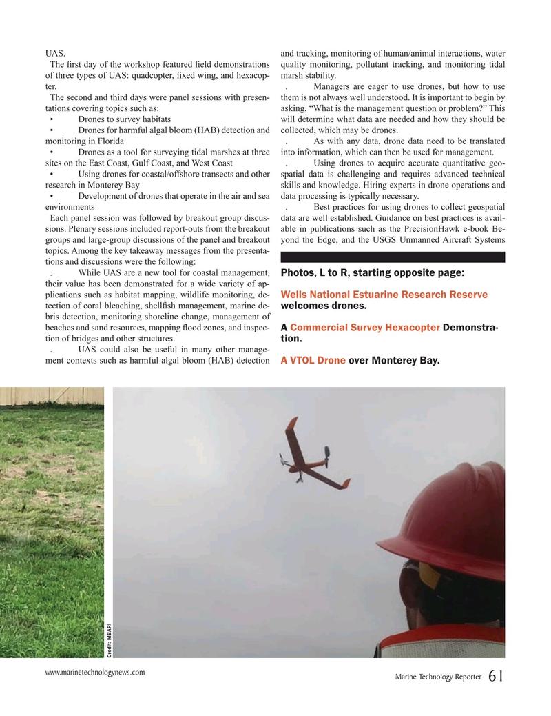 Marine Technology Magazine, page 61,  Mar 2019