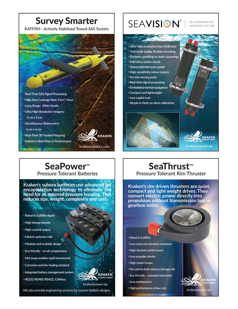 Marine Technology Magazine, page 5,  Mar 2019