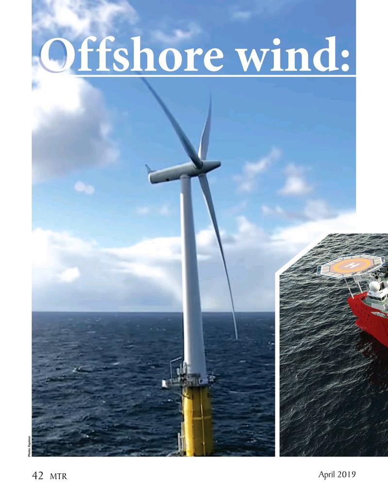 Marine Technology Magazine, page 42,  Apr 2019