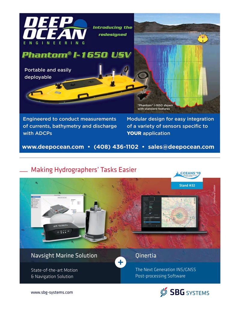 Marine Technology Magazine, page 13,  Jun 2019