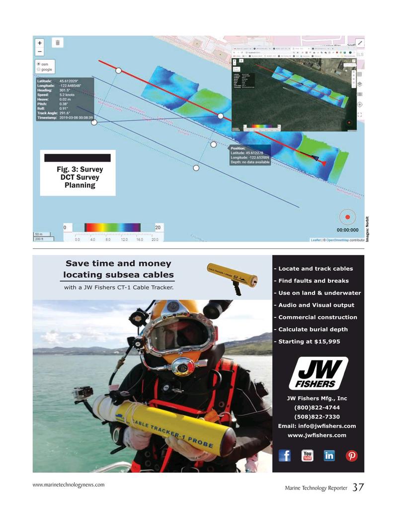 Marine Technology Magazine, page 37,  Jun 2019