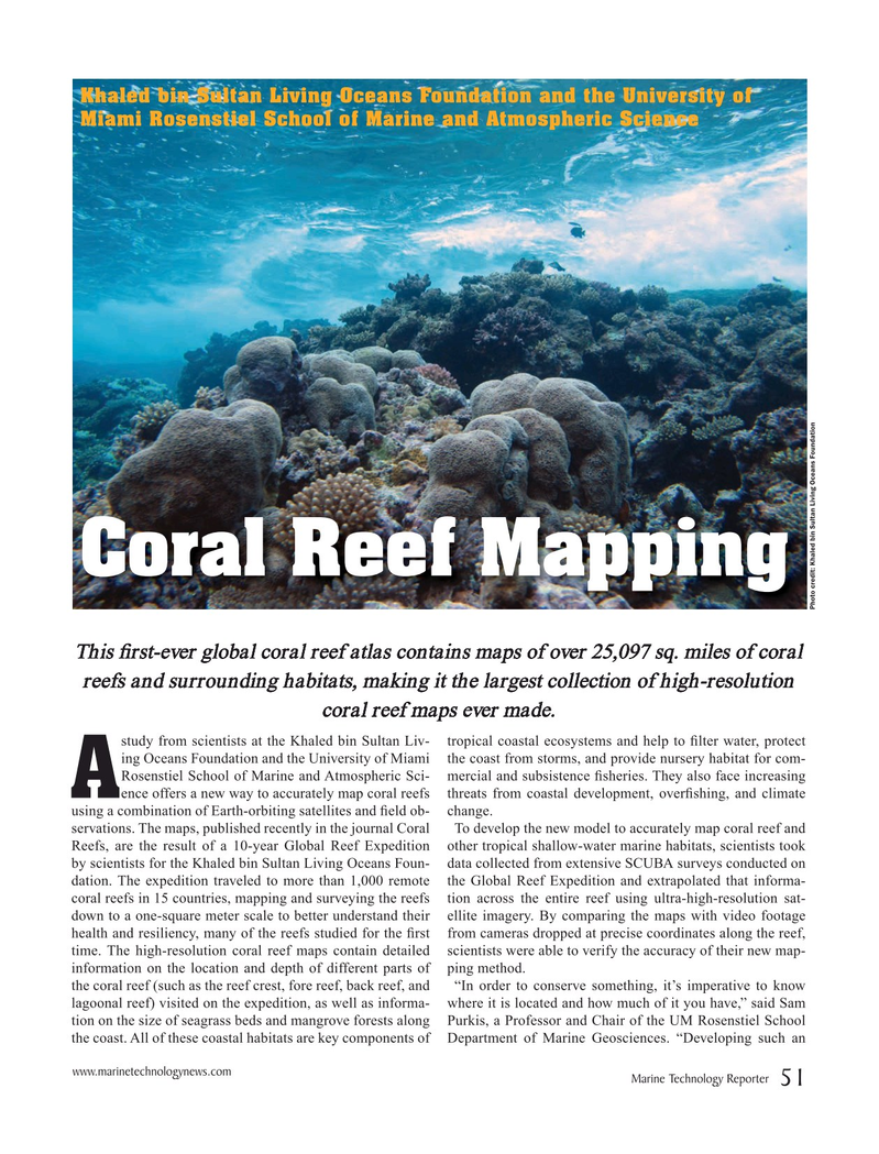 Marine Technology Magazine, page 51,  Jun 2019