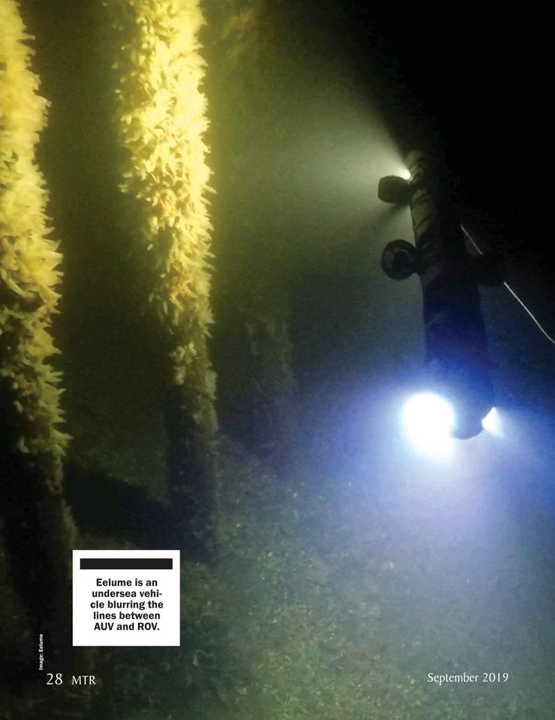 Marine Technology Magazine, page 28,  Sep 2019