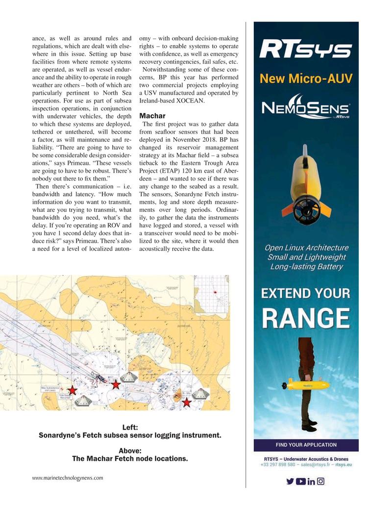 Marine Technology Magazine, page 37,  Sep 2019