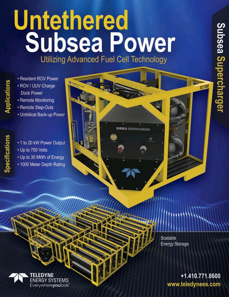 Marine Technology Magazine, page 3,  Sep 2019