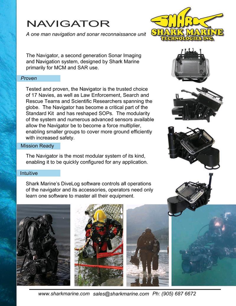 Marine Technology Magazine, page 9,  Oct 2019