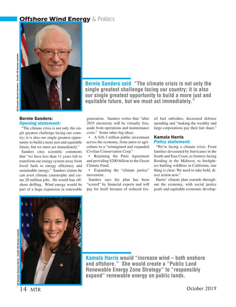 Marine Technology Magazine, page 14,  Oct 2019