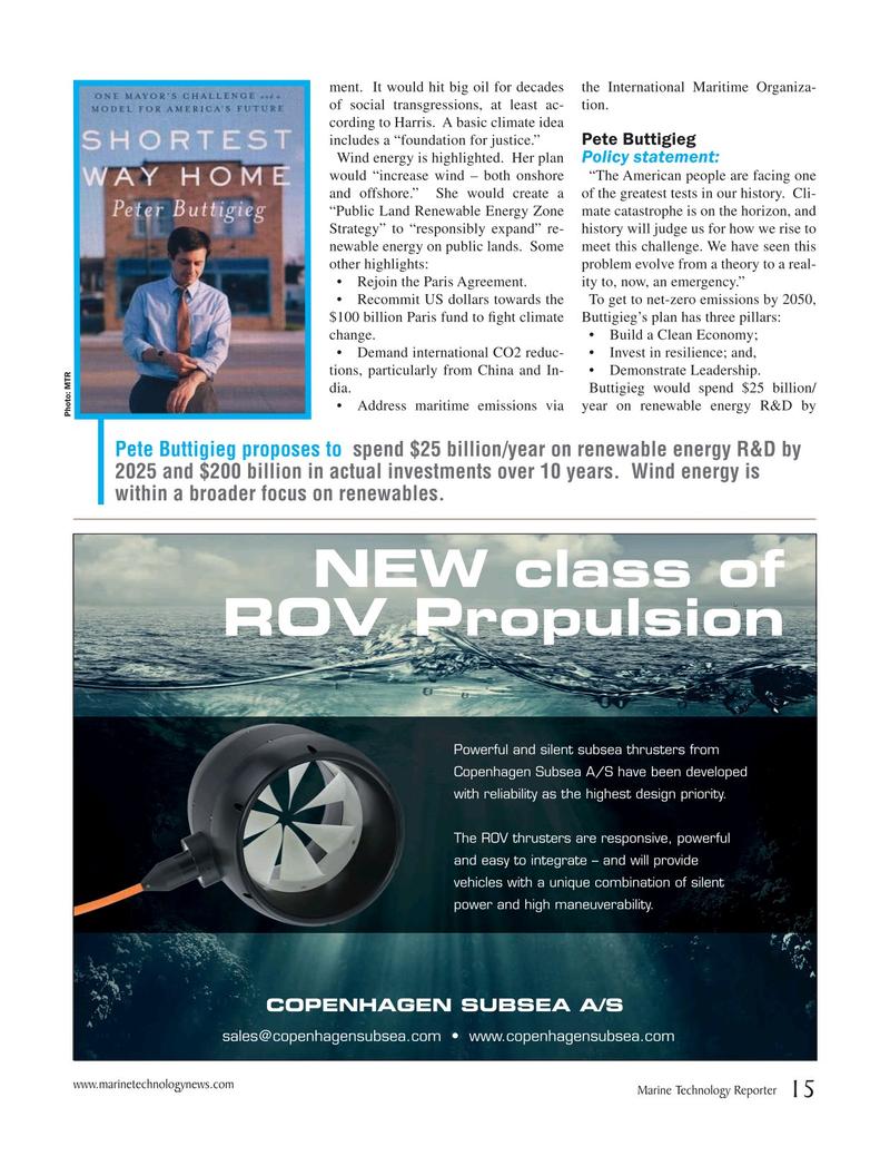 Marine Technology Magazine, page 15,  Oct 2019